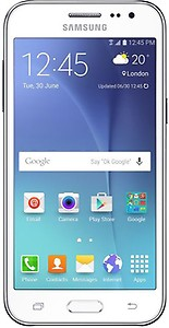 Samsung Galaxy J2 SM-J200G/DD (Black) price in India.