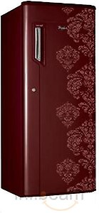 Whirlpool Refrigerator Icemagic 205 I-Magic 5PG Wine Orchid price in India.
