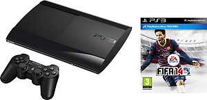 Sony PS3 12GB Console (Black) price in India.