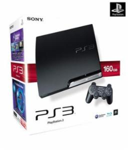 Sony Playstation 3 (12GB) (Black) price in India.