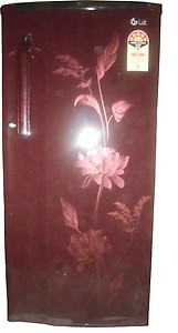 LG GL-205XFDG5 Single Door 190 Litres Refrigerator (Crystal Eden) price in India.