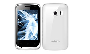 Karbonn A1+ Android Smart Phone (Black) price in India.