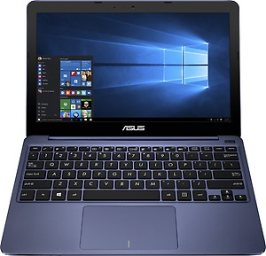 Asus Eeebook Atom - (2 GB/32 GB EMMC Storage/Windows 10 Home) 90NL0732-M07390 X205TA Netbook price in India.