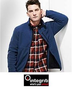 Integriti Men's Clothing flat 60% off + 10% cashback with Airtel Money