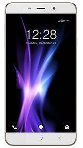Coolpad Note 3 Plus (Champagne-White) price in India.