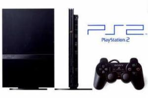 Sony PS2 Gaming Console (Black) (With 2 Games Free) price in India.