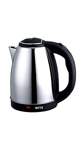 I kitz 1.8 Litre Stainless Steel Electric Kettle Rs. 467 after cashback ( code CI40)