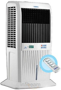 Symphony Storm 70E Price Digital Desert Air Cooler (White) price in India.