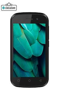 Swipe Konnect Neo 4G, Black [ 4G VoLTE, Quad Core, Android v6.0 Marshmallow, 5MP Camera]