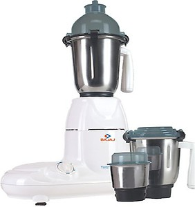 Bajaj Twister 3 Jars 750 Watts Mixer Grinder Price In