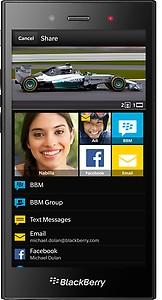 Blackberry Z3 (Black, 8 GB) price in India.