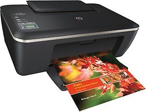 HP DeskJet Ink Advantage Printer 2515, black price in India.
