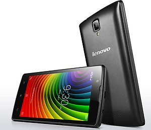 Lenovo A2010 4G Dual Sim 8 GB (Black) price in India.