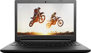 Lenovo Ideapad 100 Core i3 - (4 GB/500 GB HDD/DOS) 80QQ001XIH IP 100- 15IBD Notebook