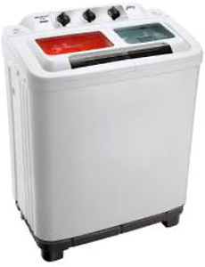 Godrej GWS 6502 PPC Semi-Automatic Top-loading Washing Machine (6.5 Kg, Red) price in India.
