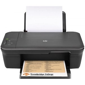 HP Deskjet 1050 All-in-One Printer series - J410 (CH346D) (Black) price in India.