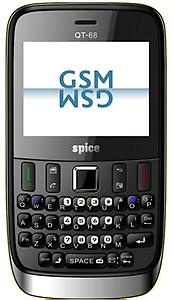 Spice QT-68 price in India.