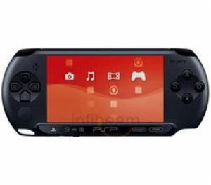 Sony PSP E1004 (Black) price in India.