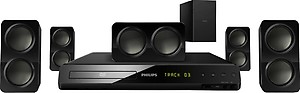 Philips HTS 3533 5.1 DVD Home Theatre System price in India.
