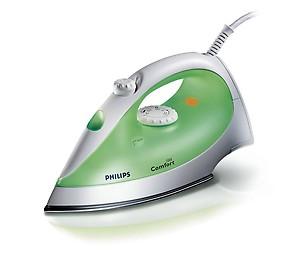 Philips GC1010 1200-Watt Comfort Steam Spray Iron price in India.