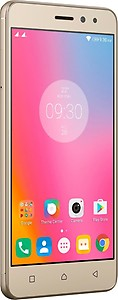 Lenovo K6 Power (Gold, 32 GB) @Rs. 8099 (SBI Credit Card) Or Rs. 8999