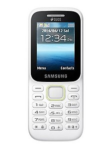Samsung Guru Music 2 SM-B310E (Black) price in India.