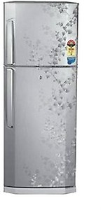 LG GL-308VE4 Double Door 290 Ltr Refrigerator Wine Blossom price in India.