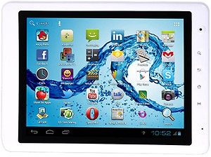 Pantel BSNL Penta WS-802C-DC Calling Tablet (8 GB, White) price in India.