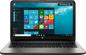 HP Core i5 5th Gen - (4 GB/1 TB HDD/Windows 10 Home/2 GB Graphics) N8M28PA 15-ac123tx Notebook price in India.