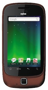 Spice Mi-310 (Brown) price in India.