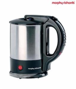 Morphy Richards Brio 1 Litre Electric Kettle price in India.