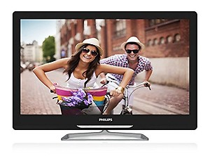 Philips 60 cm (24 inches) 24PFL3159/V7 Full HD LED TV (Black) price in India.