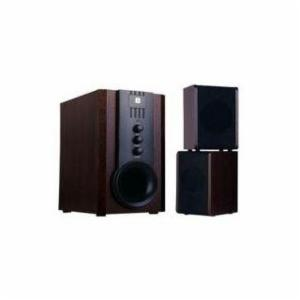 Iball Tarang 2.1 Wooden Speakers price in India.