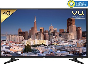 Vu 102cm (40) Full HD LED TV price in India.