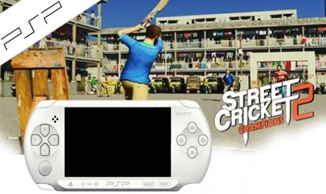 street cricket champions psp game free