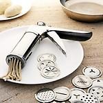 Globalepartner Shri Krishna Classic Kitche Press Steel Grater and Slicer ( GEPKITCHENPRESS21nw)
