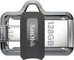 SanDisk Ultra Dual SDDD3-128G-I35 USB 3.0 128GB Flash Drive