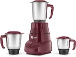 Orient Electric Bolt MGBT50C3 500 W Mixer Grinder(3 Jars)