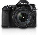 Canon DSLR Camera Body with 18-135 IS USM