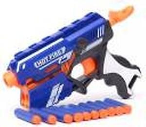 M kids Hot Fire Soft Bullet Toy Gun7643 Guns & Darts(Multicolor)