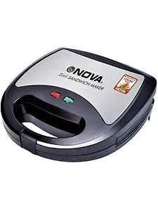 Nova NBT 2308 750-Watt 2 Slice Pop Up Toaster, Red price in India.