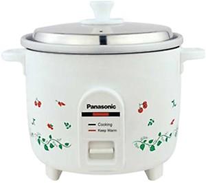 Panasonic SR-WA10 (GE9) Electric Rice Cooker(2.7 L, Burgandy) price in India.