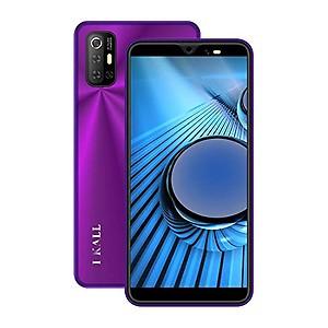 I KALL K260 Android Smartphone (Purple, 2GB, 16GB)