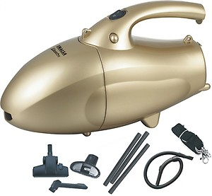 Inalsa Clean Pro 800W Hand-held Vacuum Cleaner(Golden) price in India.