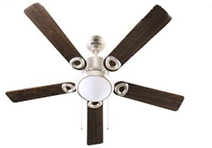 Bajaj Magnifique AL-01 1300 MM 1300 mm 5 Blade Ceiling Fan(Grey, Pack of 1) price in India.