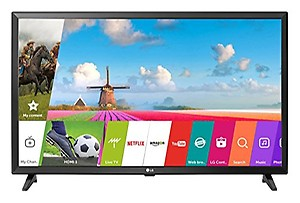 LG 80 cm (32 inch) HD Ready LED Smart TV  (32LJ616D) price in India.