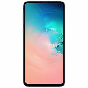 Samsung Galaxy S10e 128 GB PRISM WHITE.