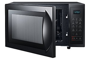 Samsung 28 L Slim Fry Convection Microwave Oven(CE1041DSB2, Black) price in India.