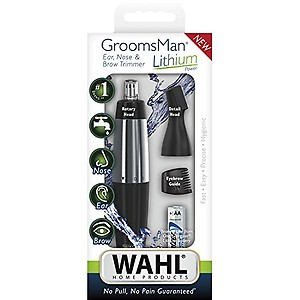 Wahl Groomsman Ear, Nose And Brow Trimmer #5560 2801 price in India.