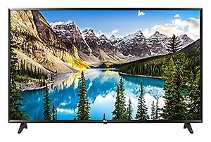 LG Ultra HD 108 cm (43 inch) Ultra HD (4K) LED Smart TV(43UJ632T) price in India.